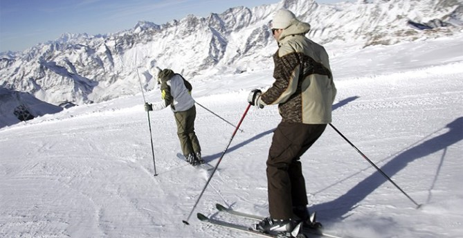 Ski Packages to Italy: Cervinia, Italy