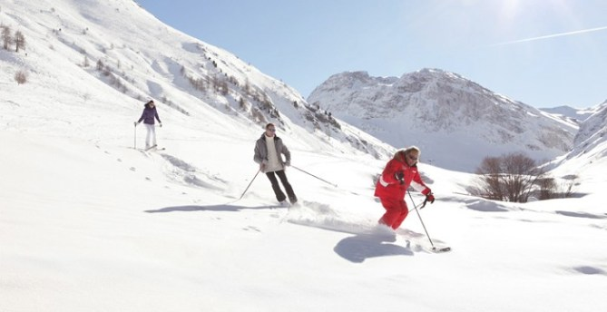 Ski Packages to France: Val d'Isere