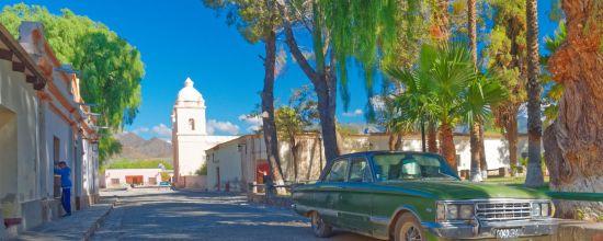 Seclantas - Province de Salta - Argentine