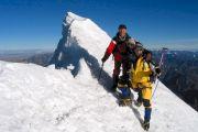 Huayna Potosí (6088m) - Bolivie