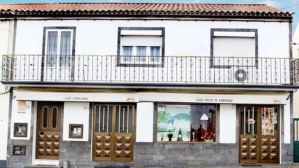Casa de Pasto o Cardoso