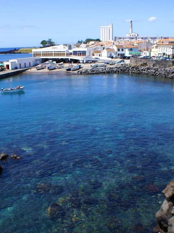 Lagoa - Porto de pesca