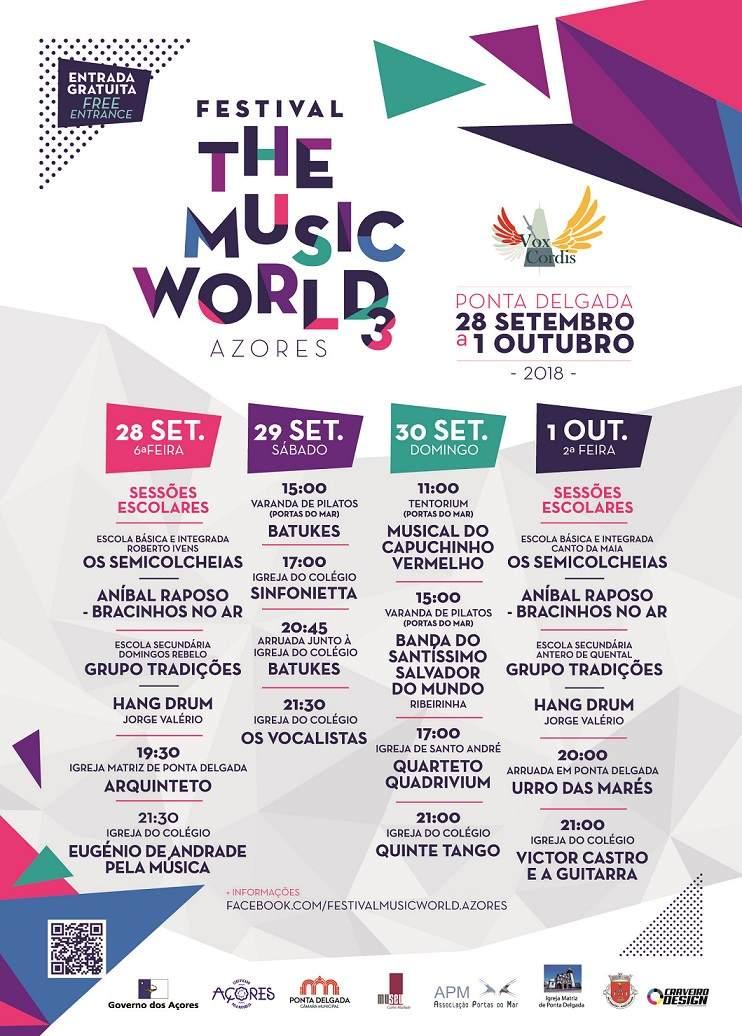 The Music World 3