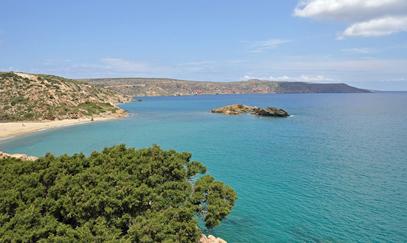 Golful Vai din Creta, foto de Marc Ryckaert (MJJR), sursă Wikipedia.