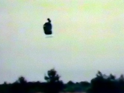 Vrăjitoare zburătoare în Mexic