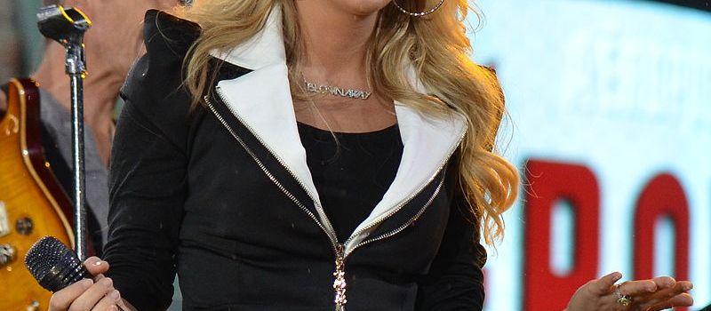 Carrie Underwood despre lumea exterioară