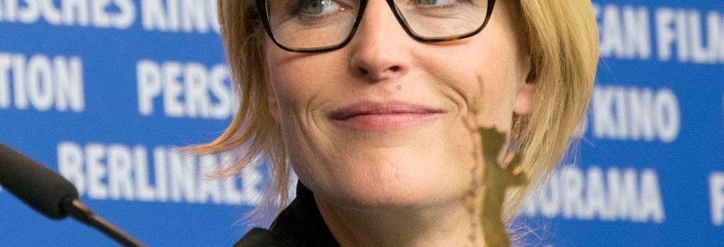 Gillian Anderson despre acţiune și perseverenţă