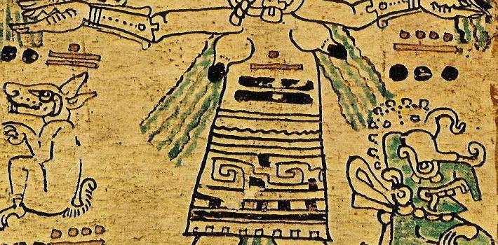 Ixchel, zeița mayașă a apei