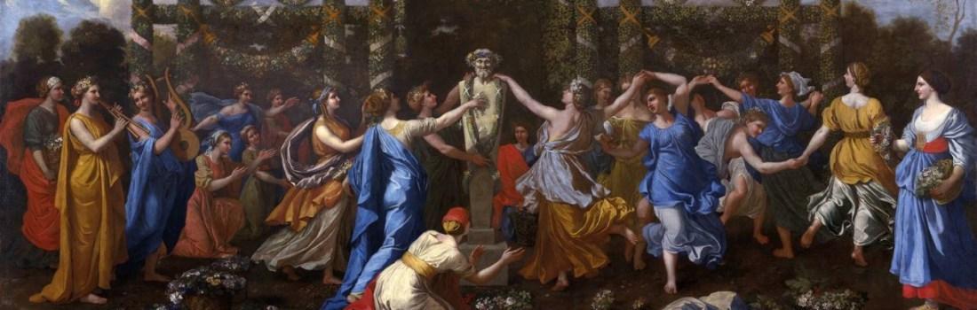 Zeul Hymen, fiul lui Bacchus