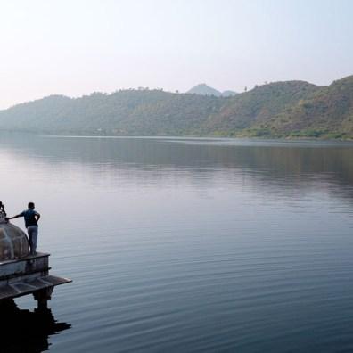 Silence at the Tiger lake