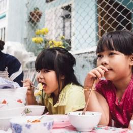 Street food in Nha Trang