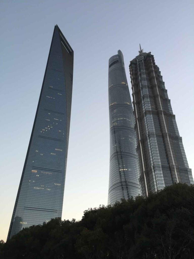 Maiores prédios do mundo na China