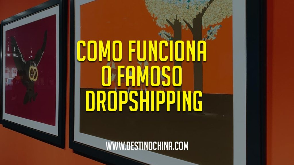 Como funciona o famoso dropshipping Funcionamento do popular dropshipping