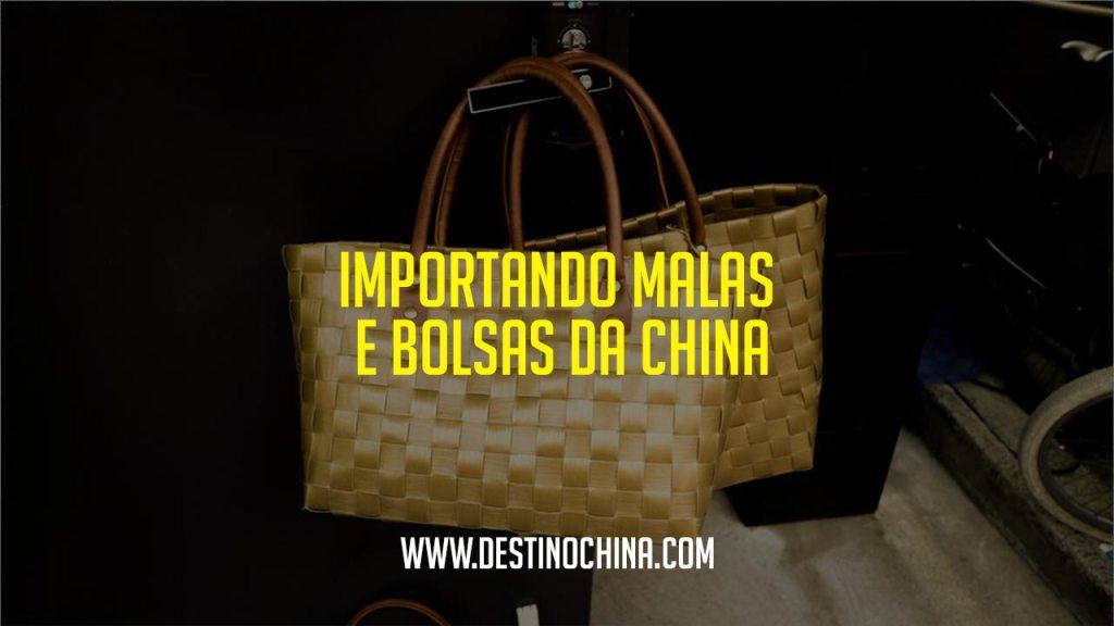 f83373e3220 3 Razões para Importar Bolsas da China - Destino China