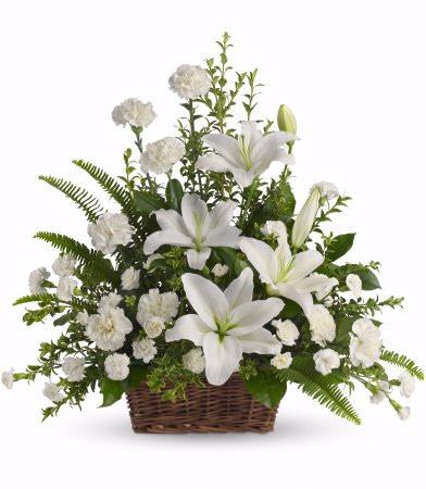 3 Dicas para quem deseja investir em flores artificiais Vaso de flores brancas para investir