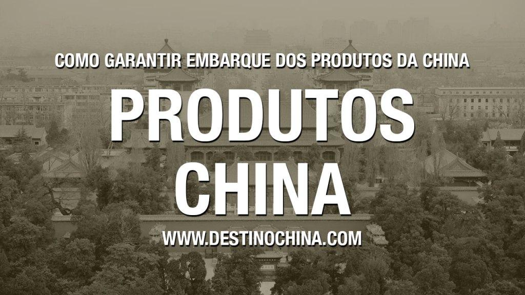 Como garantir o embarque dos produtos na China Garantia do embarque correto de produtos importados da China