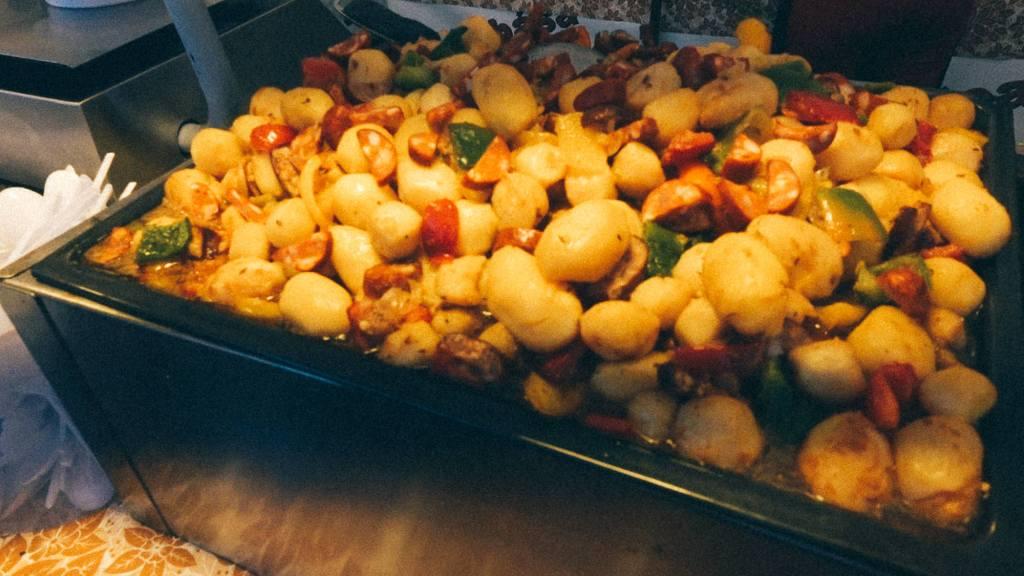 O que é NCM e qual seu papel na importação? Batatas temperadas comida típica