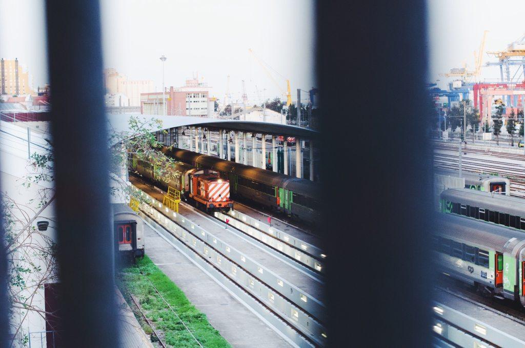 A grande estratégia da Chilli Beans Estação de trem