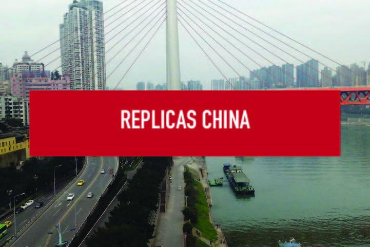 Réplicas China