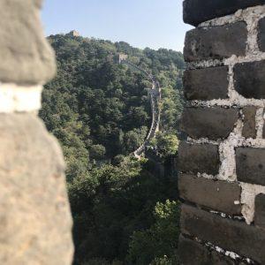 (product) Excursão privada de 1 dia em Pequim Muralha da China vista ao longe por outro ângulo