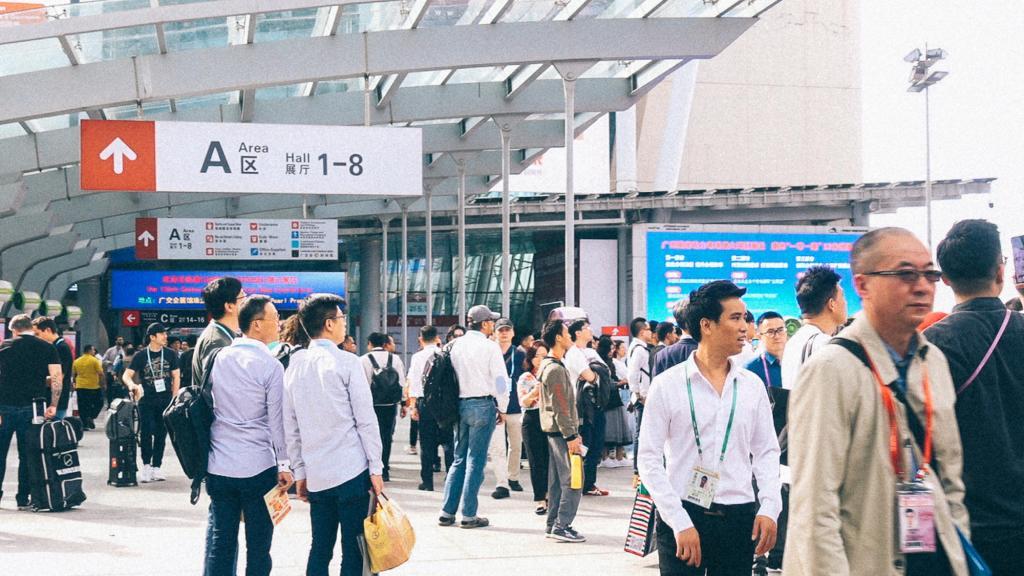 Benefício Fiscal Feira de cantão na China