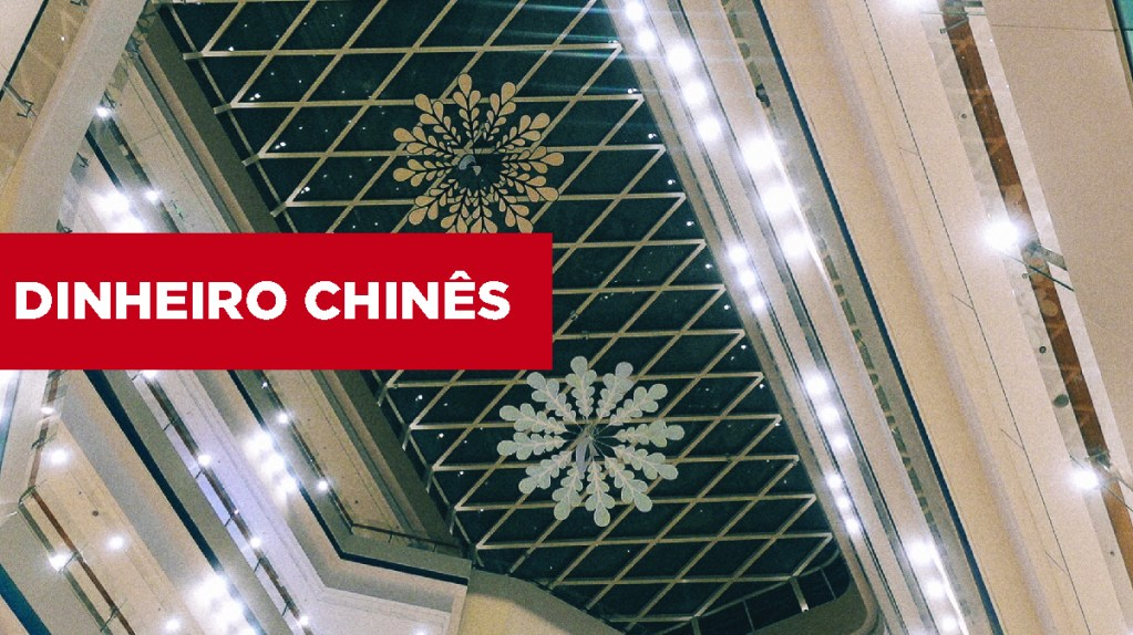 Dinheiro Chinês Dinheiro Chinês