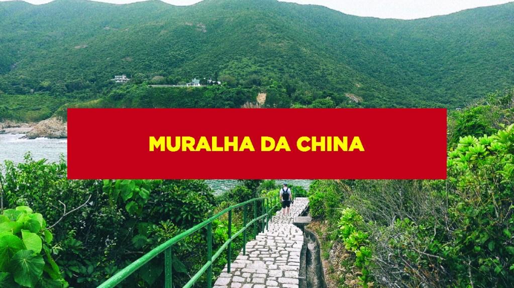 Muralha da China Muralha da China, turismo