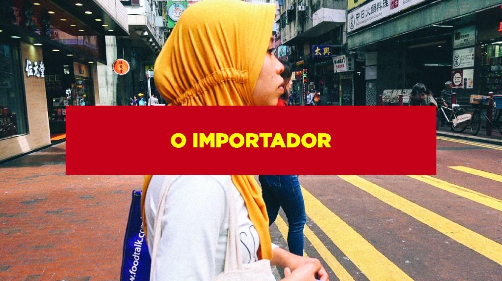 O importador Informações para o importador