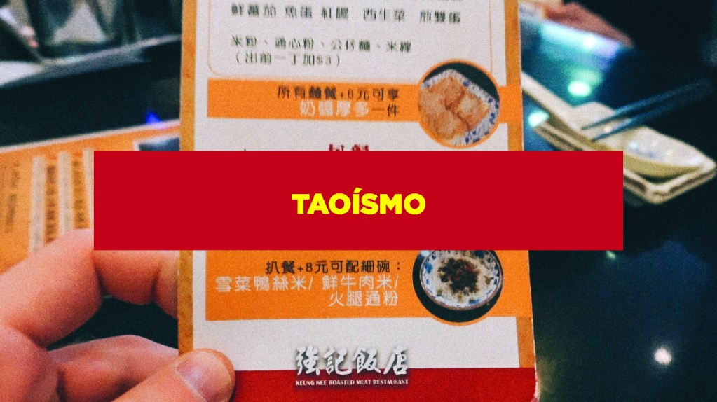 Taoísmo Taoísmo, China