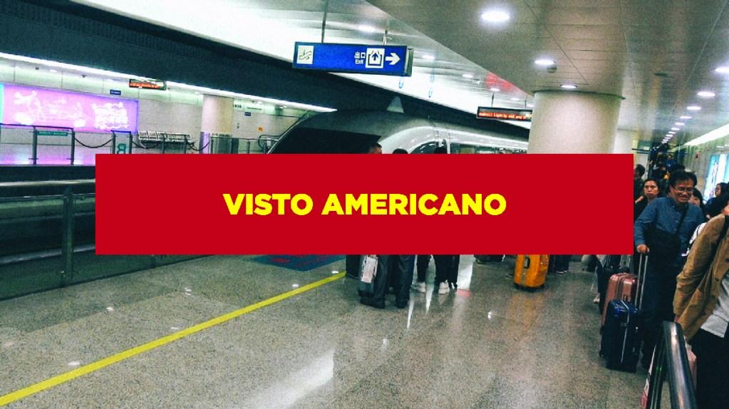 Visto Americano Visto americano Estados Unidos