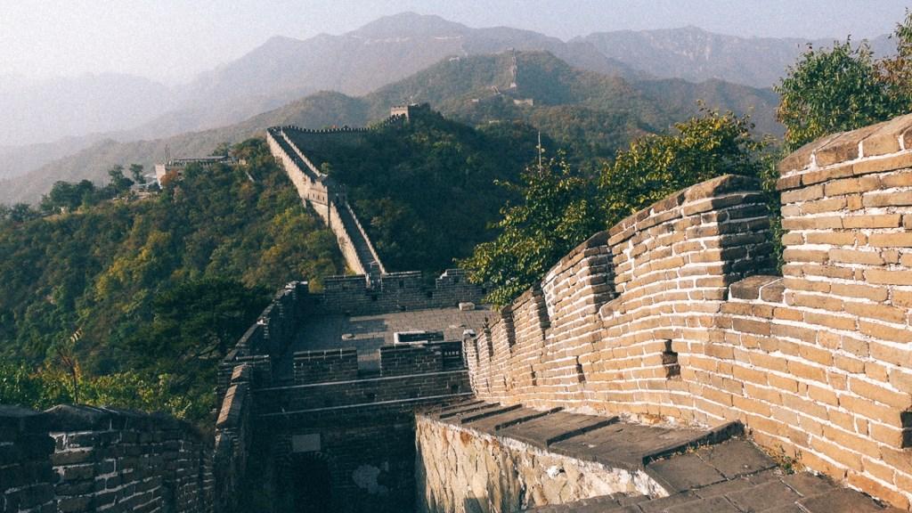 10 Dicas para quem quer viajar para a Coréia do Sul Fotos da grande muralha
