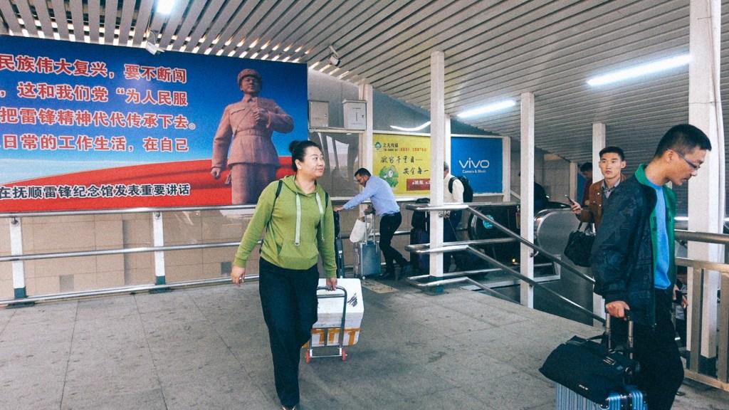 Como comprar da coreia do sul Posters de comunismo nas cidades