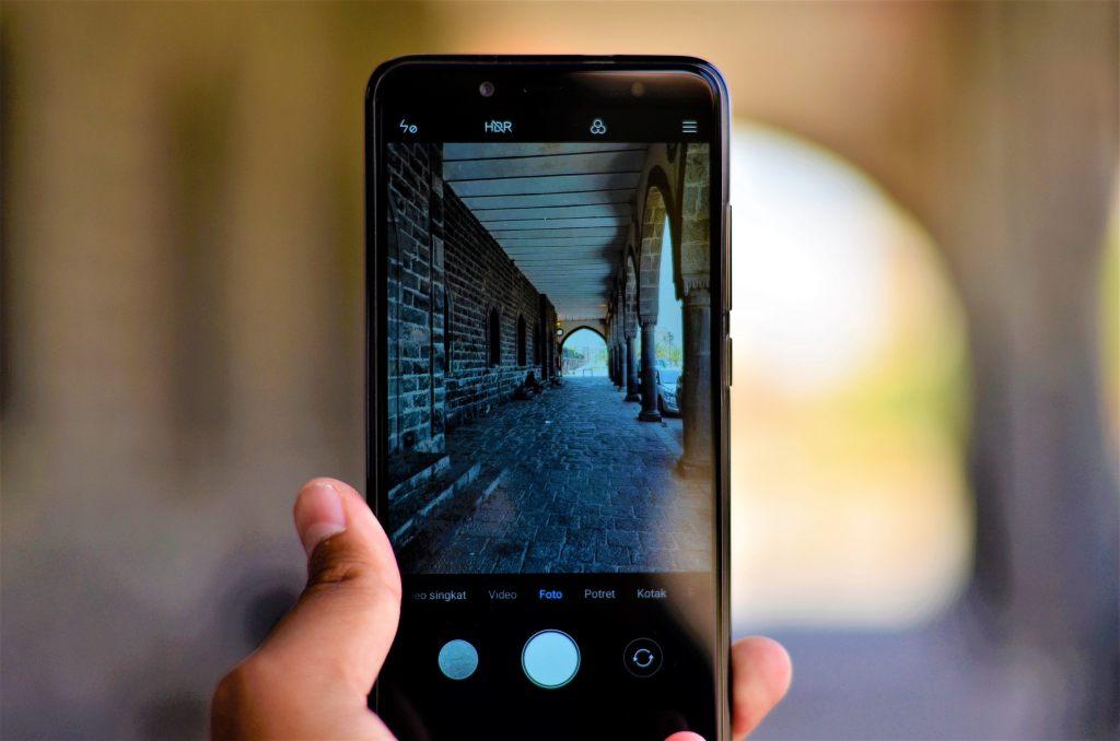 Xiaomi no Brasil Foto da foto em celular Xiaomi