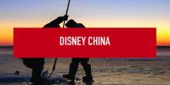 Primeira Disney na China Disney China