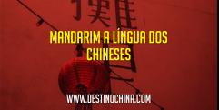 O papel dos pais na educação infantil na China Mandarim é a língua dos chineses