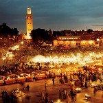 Voos para Marrocos