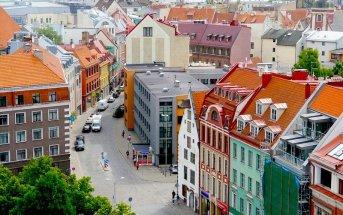 Como ir do aeroporto para o centro de Riga