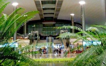 Chegar ao centro a partir do aeroporto do Dubai