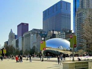 Transportes do aeroporto de Chicago para o centro