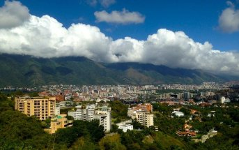 Transportes do aeroporto de Caracas para o centro da cidade