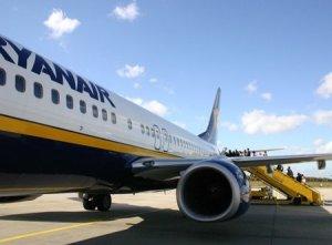 Bilhetes de avião grátis na Ryanair