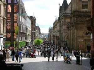 Buchannan Street, Glasgow. Autor: Kilnburn