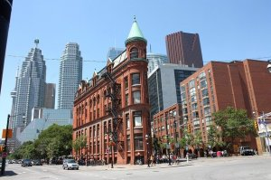 Arquitectura urbana de Toronto