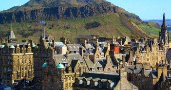 Edimburgo. Autor: Tilmandralle