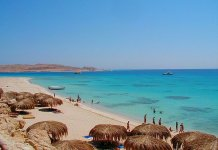 Praias do Egipto – Hurghada
