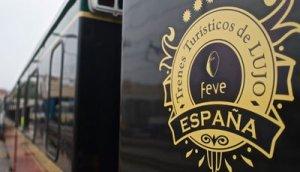 Viagem de Luxo Sobre Carris pelo Norte de Espanha. Fonte: www.elexpresodelarobla.com