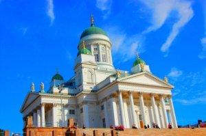 Viagens a Helsínquia e São Petersburgo