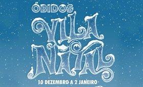 Agência Abreu Destaca Vila Natal de Óbidos