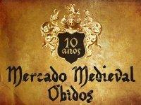 Visita ao Mercado Medieval de Óbidos