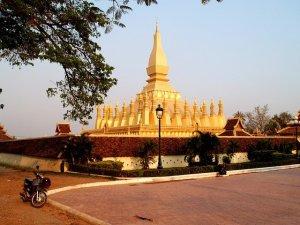 Roteiro turístico no Laos e Tailândia